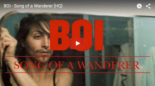 Still van de docu Boi, Song of a Wanderer